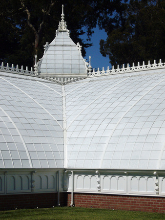 Conservatory, Golden Gate Park